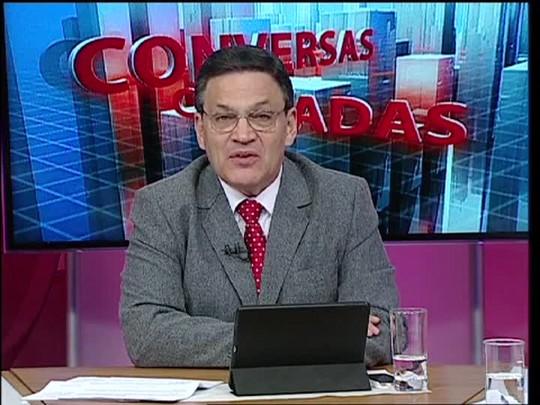 Conversas Cruzadas - Debate sobre o pacote anticorrupção - Bloco 2 - 20/03/15