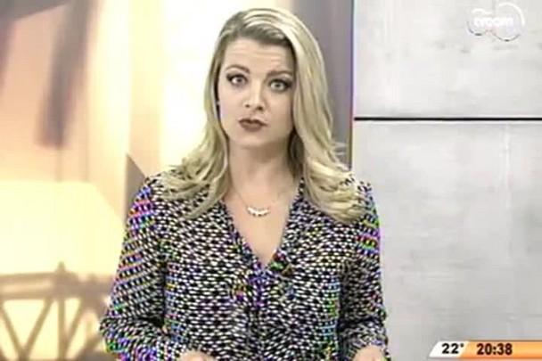 TVCOM 20 Horas - Mesmo com a crises, muitos investem no mercado imobiliário - 06.05.15