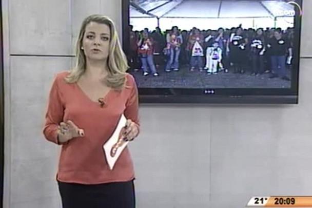 TVCOM 20 Horas - Secretaria de Educação deve contratar professores substitutos durante a greve - 15.05.15