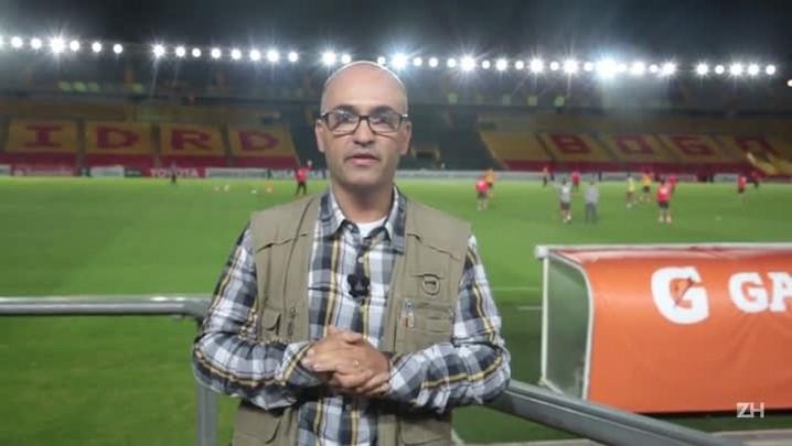 Leonardo Oliveira, da Colômbia: os detalhes do Santa Fe, adversário do Inter na Libertadores