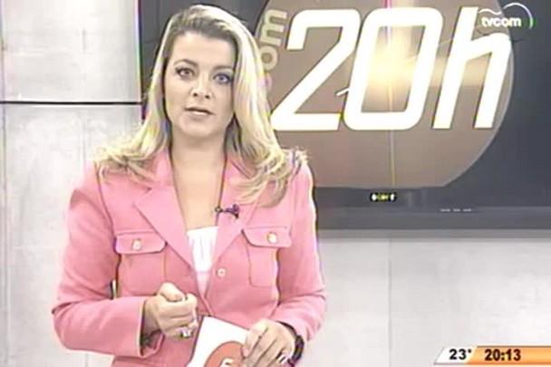 TVCOM 20 Horas - Dia de Liberdade de Impostos tem gasolina a R$ 1,90 em Joinville - 21.05.15