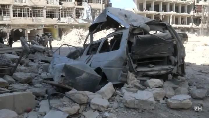 Ataque do regime mata mais de 70 na Síria