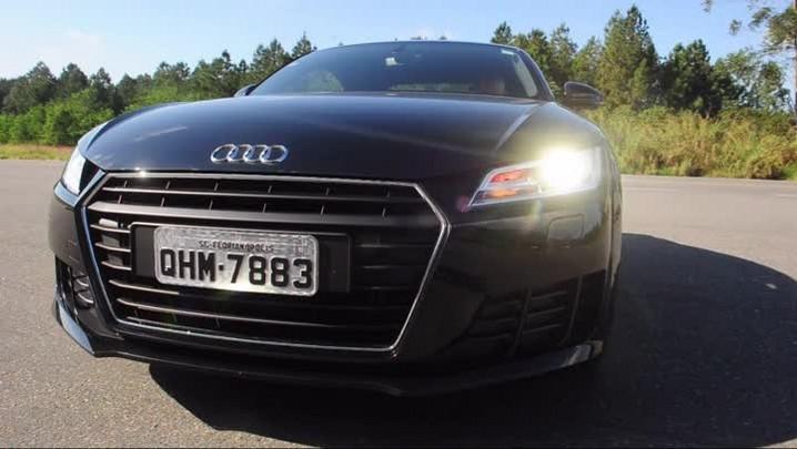 Confira as novidades do novo Audi TT