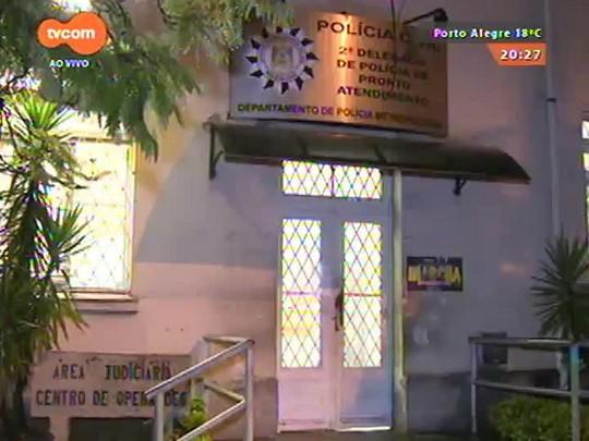 TVCOM 20 Horas - Susepe finaliza remoção de presos que aguardavam em delegacias por falta de vagas em presídios - 30/06/2015