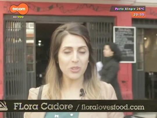 #PortoA - \'Guia de Sobrevivência Gastronômica de Porto Alegre\' experimenta o almoço da Pinacoteca