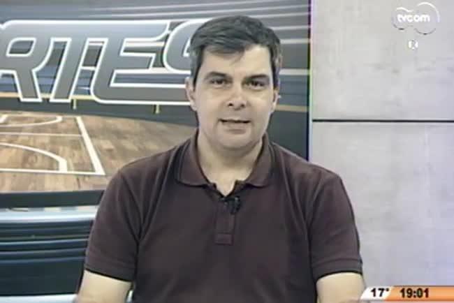 TVCOM Esporte. 1ºBloco. 01.09.15