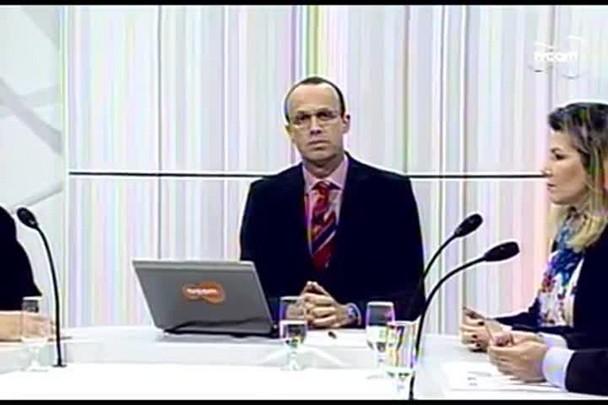 TVCOM Conversas Cruzadas. 4º Bloco. 03.09.15