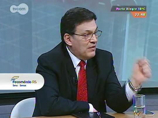 Conversas Cruzadas - Debate sobre a volta da CPMF e o impacto na economia brasileira - Bloco 3 - 17/09/2015