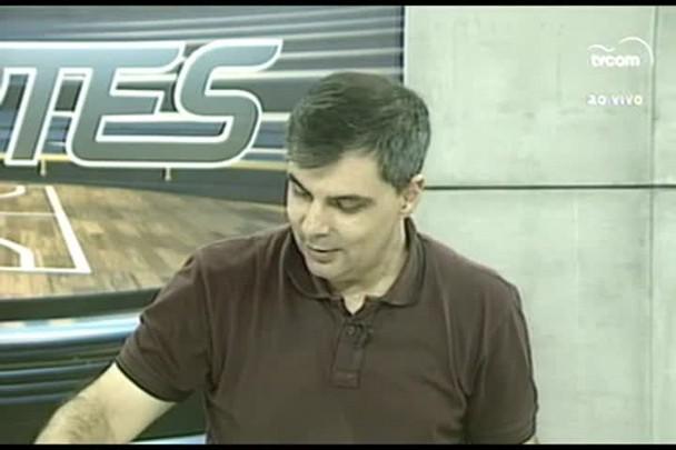 TVCOM Esportes. 3º Bloco. 27.11.15