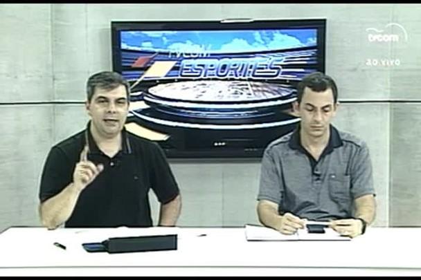 TVCOM Esportes. 2º Bloco. 01.12.15