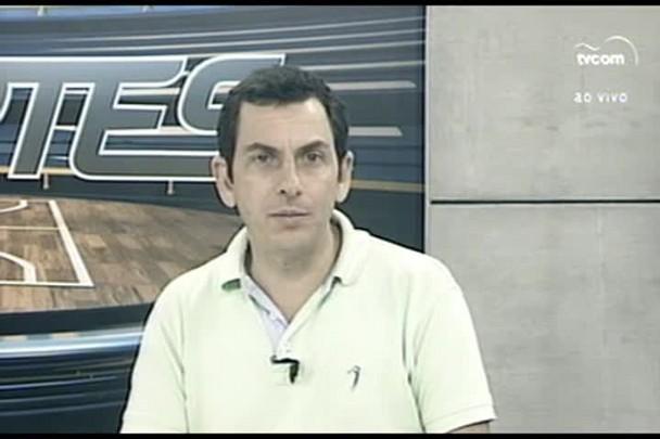 TVCOM Esportes. 4º Bloco. 05.01.16
