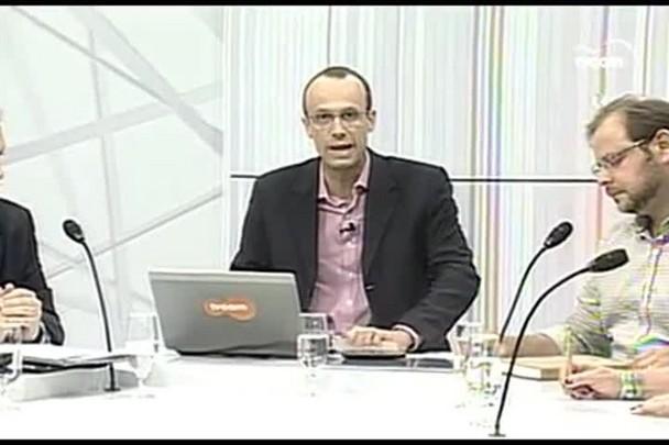 TVCOM Conversas Cruzadas. 2º Bloco. 18.02.16