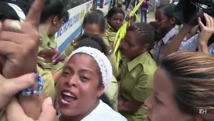 Cuba: opositores detidos antes da chegada de Obama