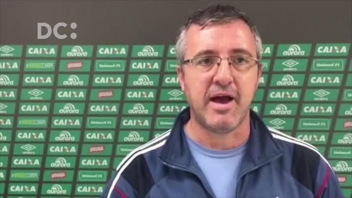 """Darci Debona: \""""Quinto título da Chapecoense é bom para o futebol de Santa Catarina\"""""""