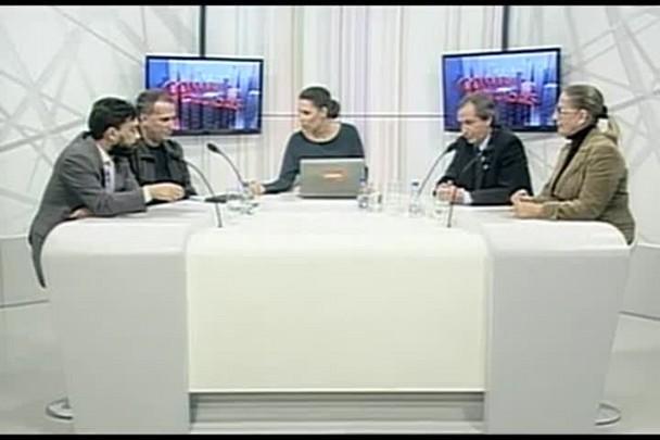 TVCOM Conversas Cruzadas. 4º Bloco. 09.05.16