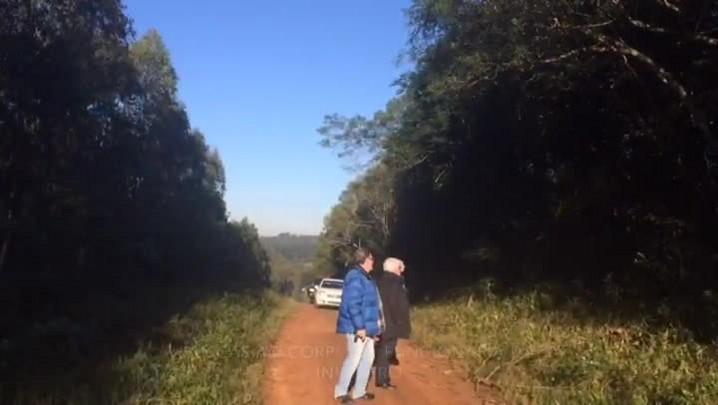 Dupla confessa morte de mulher desaparecida no Salgado Filho