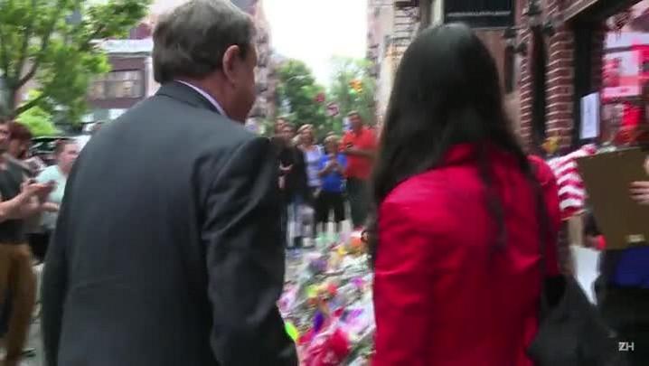 ONU homenageia vítimas de massacre em boate