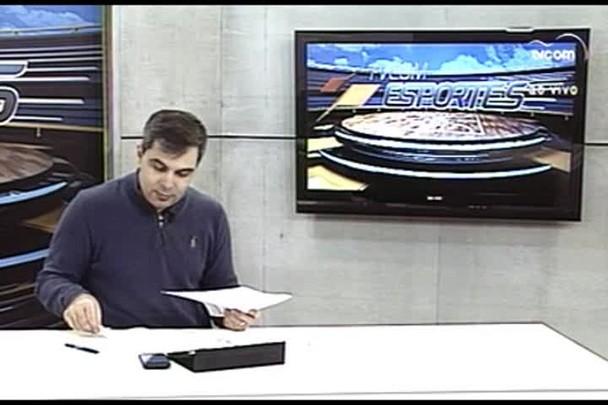 TVCOM Esportes. 3º Bloco. 14.06.16