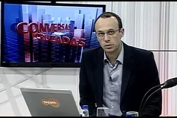 TVCOM Conversas Cruzadas. 4º Bloco. 15.07.16