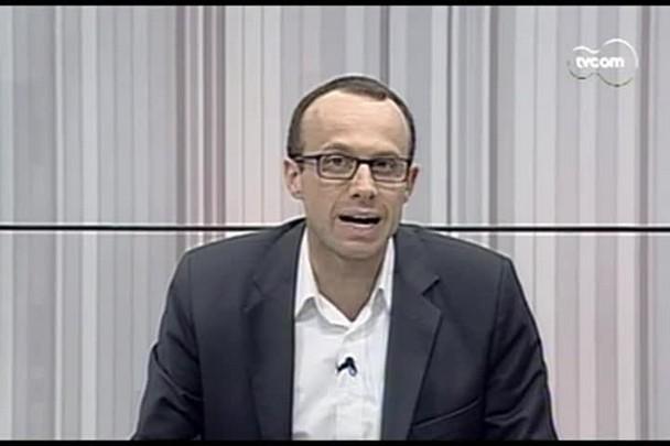 TVCOM Conversas Cruzadas. 1º Bloco. 01.09.16