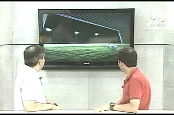 TVCOM Esportes. 2º Bloco. 14.10.16