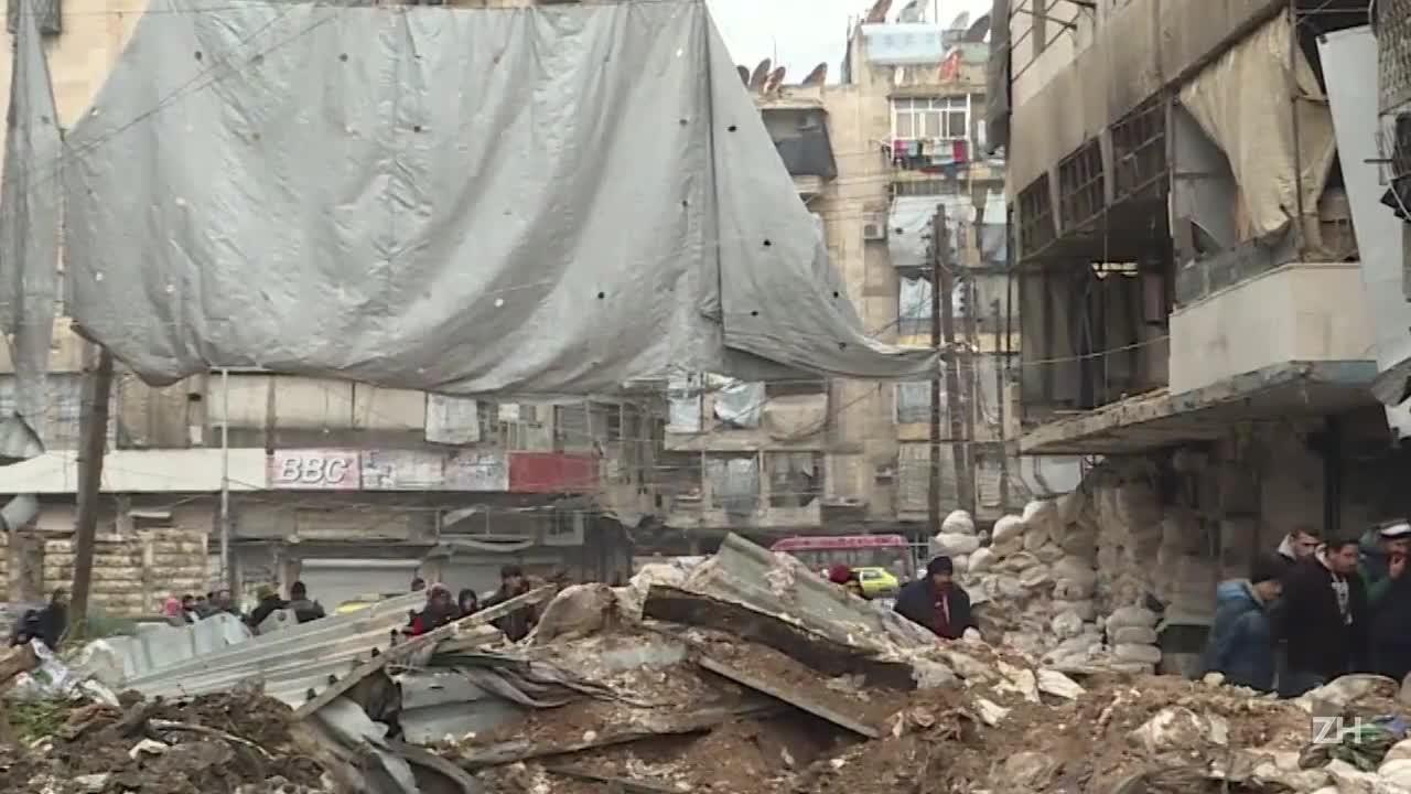 Cessar-fogo na Síria é globalmente respeitado