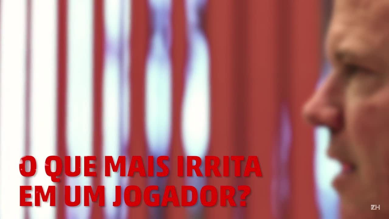 Três perguntas para Antônio Carlos Zago