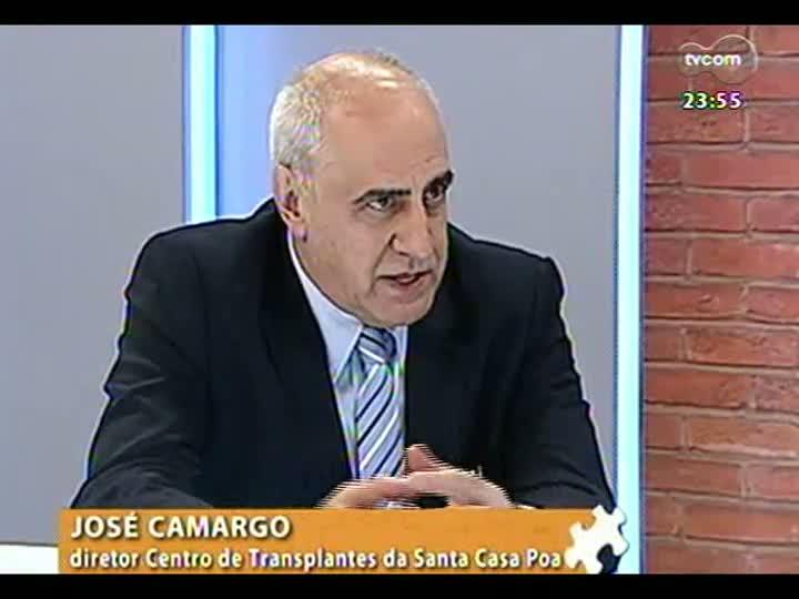Mãos e Mentes - Dr. José Camargo - Bloco 3