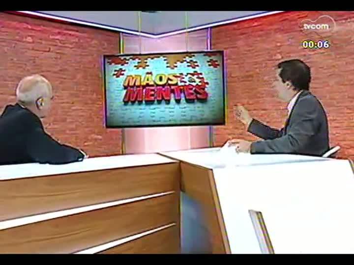 Mãos e Mentes - Dr. José Camargo - Bloco 4