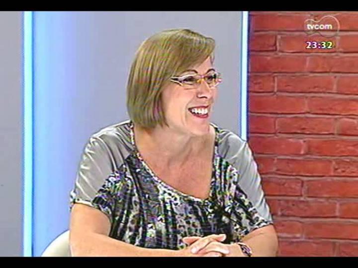 Mãos e Mentes - Especialista em educação à distância, Mára Carneiro - Bloco 1 - 01/02/2013