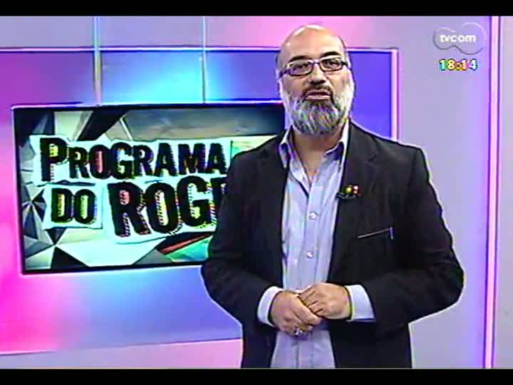 Programa do Roger - Confira uma matéria especial com Ney Matogrosso - bloco 3 - 14/03/2013