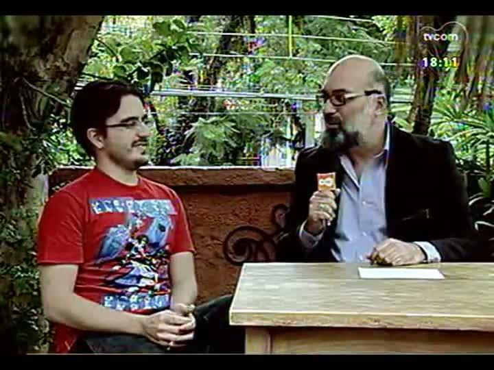 Programa do Roger - Entrevista com o organizador do Fantaspoa, João Pedro Fleck - bloco 3 - 21/03/2013