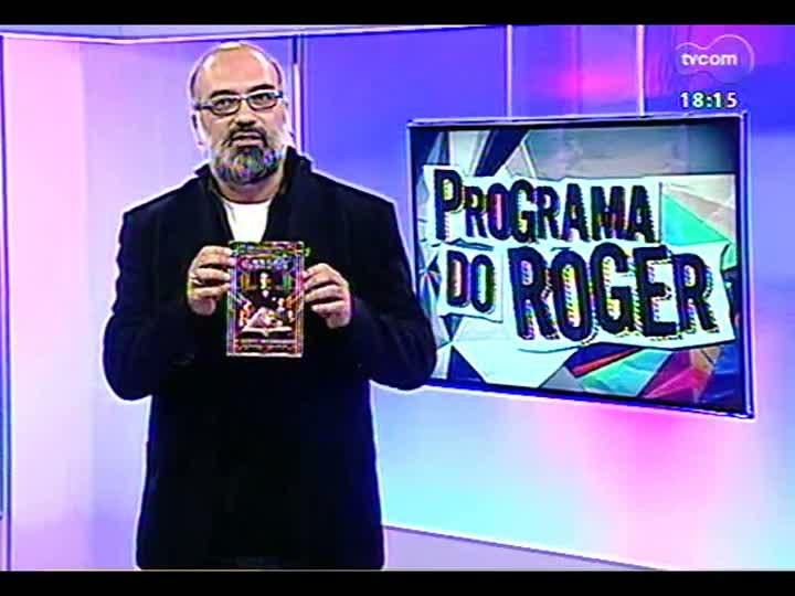 Programa do Roger - Entrevista com a banda Velho Hippie, de Caxias do Sul - bloco 3 - 03/06/2013
