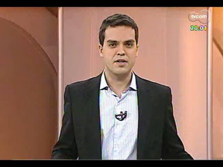 TVCOM 20 Horas - Entenda melhor o projeto referente ao setor dos transportes que foi aprovado no Senado - Bloco 1 - 02/07/2013