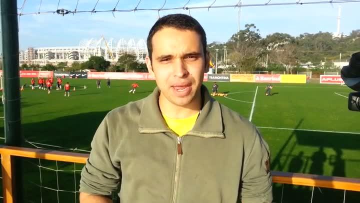Jogo Rápido - Dunga investe em treinamentos de finalização - 07/08/2013