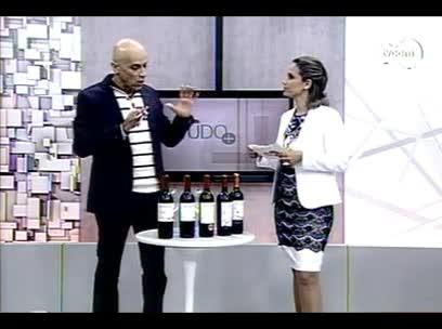 TVCOM Tudo Mais - Quadro Papo de Vinho - 3º blcoo - 26/09/2013