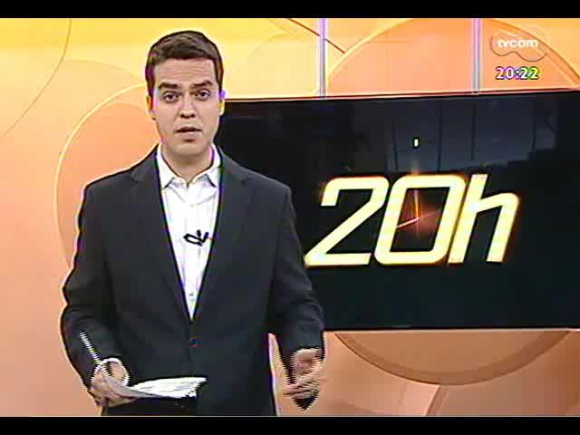 """TVCOM 20 Horas - Confira a primeira reportagem da série \""""Invisíveis\"""" - Bloco 3 - 09/10/2013"""