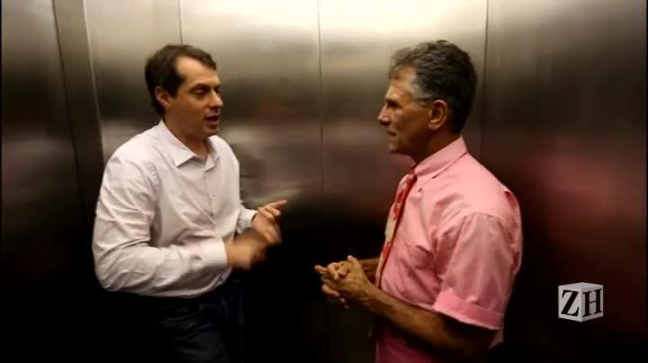 Conversa de Elevador: Newton Boa Nova