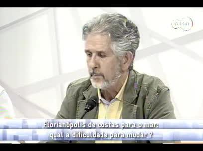 Conversas Cruzadas - A falta de Marinas em SC 4ºbloco - 07/11/13
