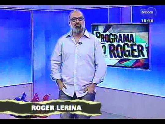 Programa do Roger - Veja um pouco do show \'Christmas Rock\', de Rafa Schuler - Bloco 1 - 20/12/2013