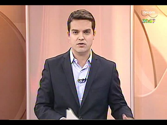 TVCOM 20 Horas - Operação desarticula quadrilha de advogados que teria lesado 30 mil pessoas - Bloco 2 - 21/02/2014