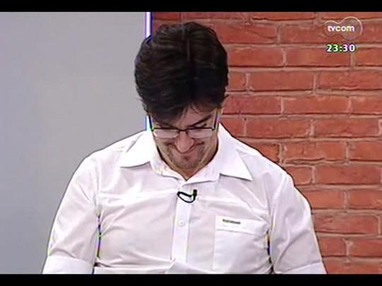 Mãos e Mentes - Professor universitário, doutor em direito e mestre em relações internacionais Thomaz Santos - Bloco 2 - 19/03/2014