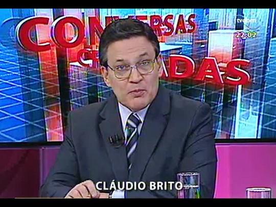 Conversas Cruzadas - Debate sobre a possibilidade de Porto Alegre perder a Copa do Mundo - Bloco 1 - 24/03/2014