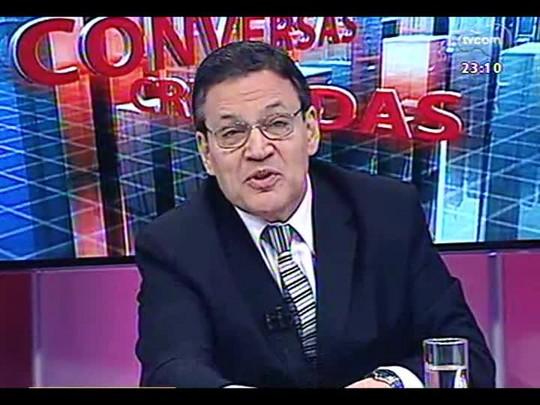 Conversas Cruzadas - Debate sobre o que deve mudar ou não na educação brasileira - Bloco 4 - 02/04/2014