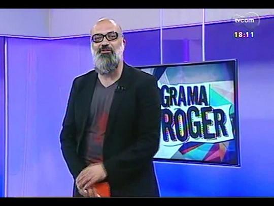 """Programa do Roger - Filme: \""""Noé\"""" - Bloco 3 - 09/04/14"""