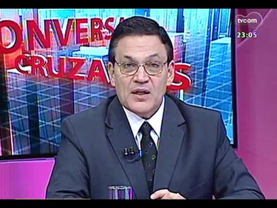 Conversas Cruzadas - Especial de Páscoa: entrevista com o arcebispo de Porto Alegre, Dom Jaime Spengler - Bloco 4 - 18/04/2014