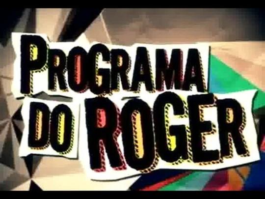 Programa do Roger - Ana Lonardi, cantora e o músico, Edu Martins - Bloco 1 - 29/04/2014