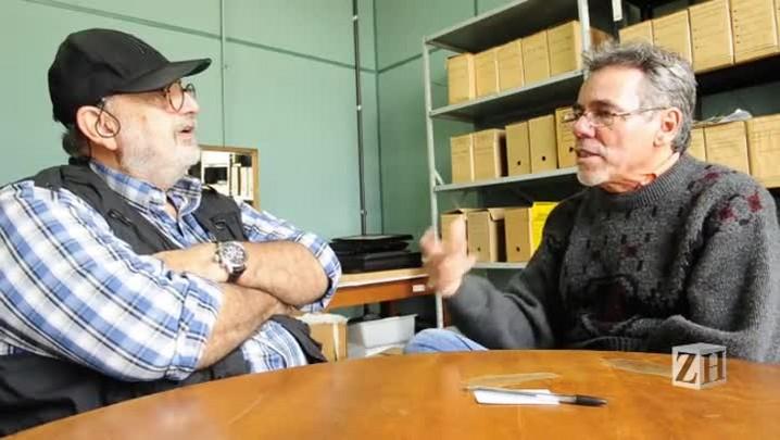 Ricardo Chaves conversa com ambientalista