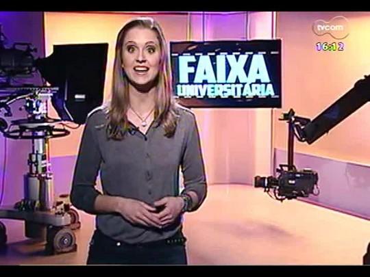 Faixa Universitária - Papo Faixa com o jornalista Humberto Trezzi