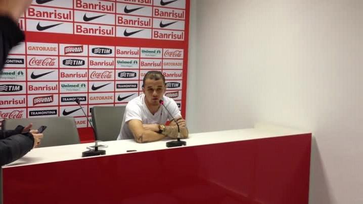 D\'Alessandro rebate críticas e diz que Inter é mais cobrado no RS - 27/5/2014
